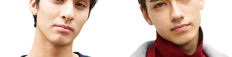 五十嵐旬と石倉ノア レプロ主催オーディション「レプコン」初の合格者に!