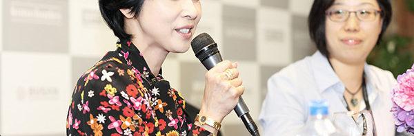 黒木瞳『嫌な女』釜山国際映画祭で上映 記者会見&舞台挨拶!