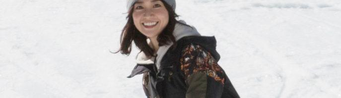サプライズ!大倉忠義はスノーモービルで、大島優子はスノボ登場『疾風ロンド』