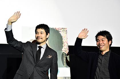 松山ケンイチ、森義隆監督、広島・大阪訪問『聖の青春』