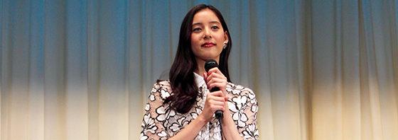 中島裕翔、新木優子 大阪で!『僕らのごはんは明日で待ってる』