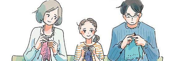 『彼らが本気で編むときは、』ノベライズ発売で今日マチ子とコラボ!