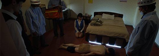 映画『くも漫。』脳みそ夫、柳英里紗ら初日登壇決定!発売開始
