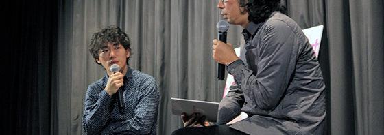 行定勲監督トークイベントに登場!「アズミハルコは社会派映画だ!」