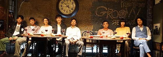 大橋トリオが本人役!ディケイド設立25周年記念製作『Amy said』公開決定!