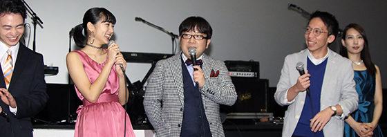 『TOKYO CITY GIRL 2016』初日舞台挨拶 武田玲奈【 LOCAL→TOKYO 】編