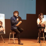 映画『男と女』特別試写会 Yumi&イ・テガン登壇