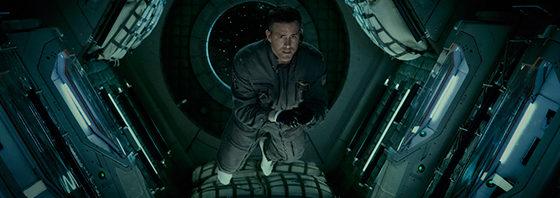 宇宙船内の未知の恐怖・・LIFEの邦題が『ライフ』に!公開日も決定