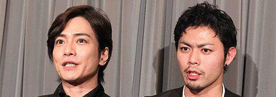 泉見洋平、上原理生トークイベント『ミス・サイゴン 25周年記念公演 in ロンドン』