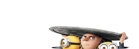 怪盗グルー&ミニオン最新作は邦題が『怪盗グルーのミニオン大脱走』に決定!