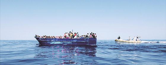 『海は燃えている~イタリア最南端の小さな島~』で起きている難民問題の静かな衝撃