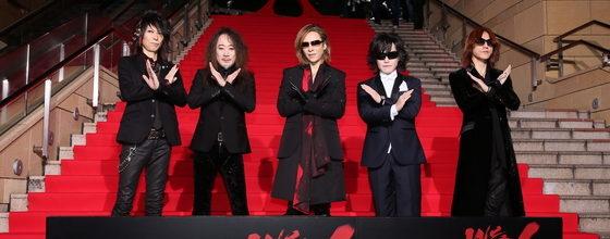X JAPAN 六本木に降臨!YOSHIKI 『WE ARE X』への想い、ファンへ感謝!