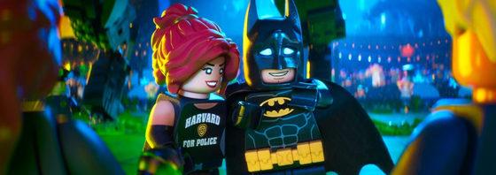 寡黙なダークヒーロー!?『レゴ®バットマン ザ・ムービー』画像到着!