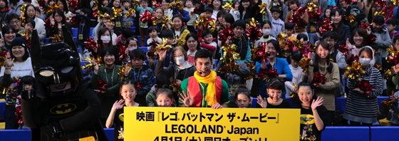 『レゴ®バットマン ザ・ムービー』ジャパンプレミア親子試写会