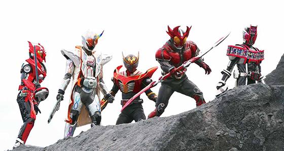 最強ライダーチームを結成 『超スーパーヒーロー大戦』特別映像解禁