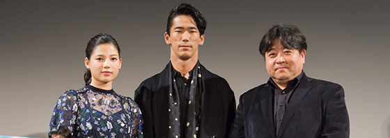 ゆうばり映画祭3日目。小林直己、石井杏奈、ユン・ソクホ、眞島秀和ら登壇