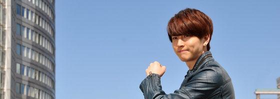 稲葉友がヒーロー再び!で、映画初主演『N.Y.マックスマン』