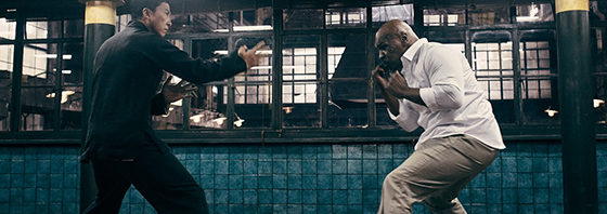 ドニー・イェン&マイク・タイソンのメッセージ映像到着!『イップ・マン 継承』
