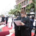 GACKT 中尾明慶 ソンジェら1099人国際通りレッドカーペット 第9回沖縄国際映画祭