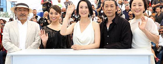河瀨直美監督『光』公式記者会見レポート@カンヌ国際映画祭