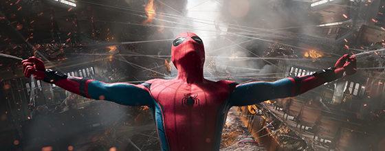 『スパイダーマン:ホームカミング』新たな劇中写真が解禁