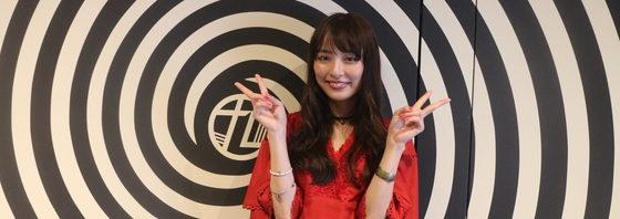 内田理央、今から身体を鍛えてます!『GW浅草九劇祭』最終日!