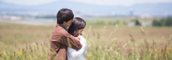 冬ソナのユン・ソクホ監督 眞島秀和x真田麻垂美『心に吹く風』場面写到着