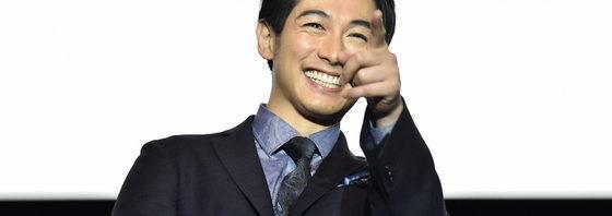 ディーン・フジオカ 大阪に戻ってきた!映画『結婚』大阪舞台挨拶