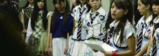 『DOCUMENTARY of AKB48』シリーズ8作品CSで!