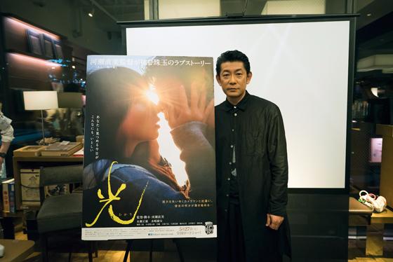 映画『光』永瀬正敏写真展トークイベント