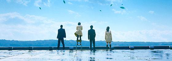拓実・順・菜月・大樹「ここさけ応援キャンペーン」がスタート!