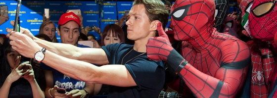 新スパイダーマン トム・ホランドがシンガポールにてファン・イベント!