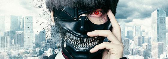 『東京喰種』xSNOWコラボ!カネキマスク&赫眼姿で喰種化
