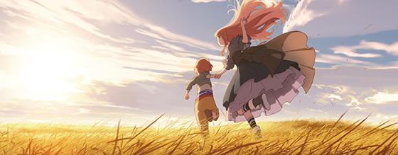 あの花・ここさけ脚本家 岡田麿里ついに『さよ朝』でアニメ監督デビュー