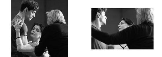 ハービー・山口 撮 セルゲイ・ポルーニンの素顔写真集発売決定&展覧会