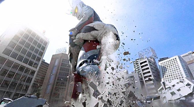 ウルトラマンシリーズ初となる360度VR特撮作品『ウルトラマンゼロVR』等、今秋登場!
