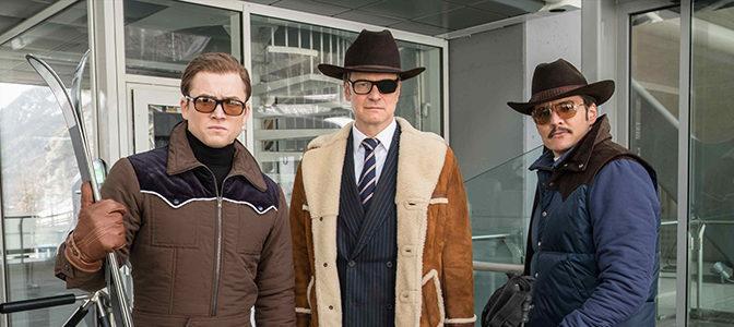 新世代スパイアクション『キングスマン:ゴールデン・ サークル』オフショット到着
