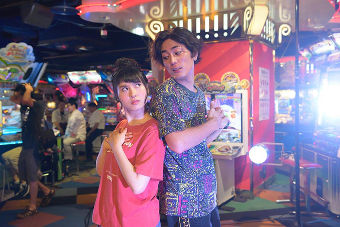 シンクロダンスシーンに挑む、土屋太鳳、間宮祥太朗『トリガール!』メイキング映像到着!