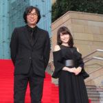 松本潤、有村架純と出会うことで映画に!「ナラタージュ」レッドカーペット&完成披露試写会