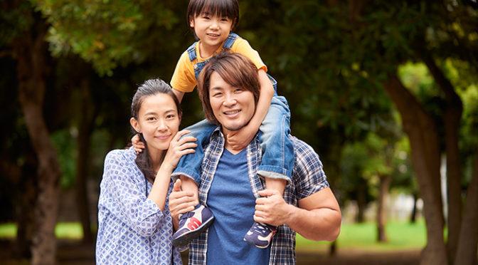新日本プロレス棚橋弘至選手主演で映画化『パパはわるものチャンピオン』