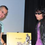 ギターウルフ セイジ登壇『ギミー・デンジャー』カリコレクロージング