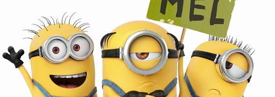 今日はバナナの日! ミニオンってバナナ生まれって知ってました?