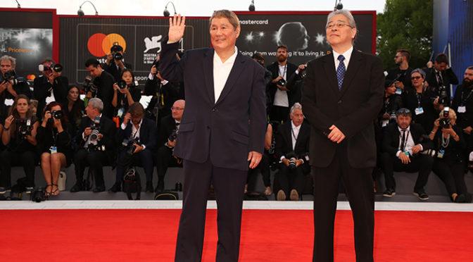 北野武監督9度目のベネチア国際映画祭!『アウトレイジ最終章』