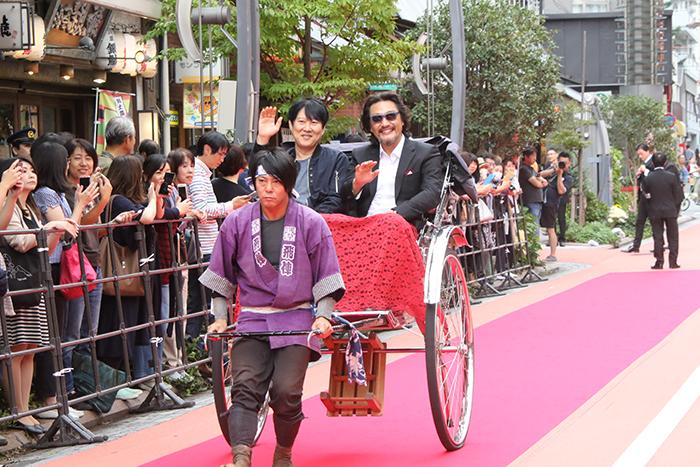 チョン・ヒョンソク監督、イ・ソンウォン来日『ヨスの夜の海』したまちコメディ映画祭in台東