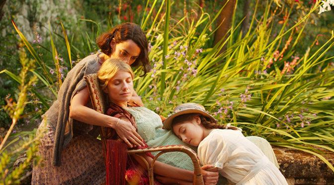 『エタニティ 永遠の花たちへ』美しい3女優のウエディングシーン映像到着