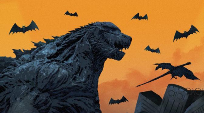 ゴジラがマルイとハロウィンコラボ!『GODZILLA 怪獣惑星』11月17日に公開!