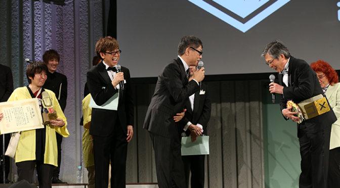 羽佐間道夫 したコメ声優口演10年間皆勤賞「エイドリア~ン!」と雄叫び