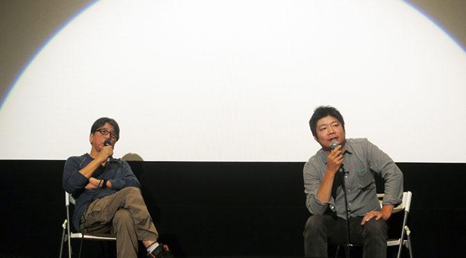 森達也監督と本作の佐藤慶紀監督が登壇『HER MOTHER 娘を殺した死刑囚との対話』トークイベント