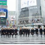 シャーリーズ・セロンになり切りブロンド美女スパイ15名が渋谷ジャック『アトミック・ブロンド』イベント!