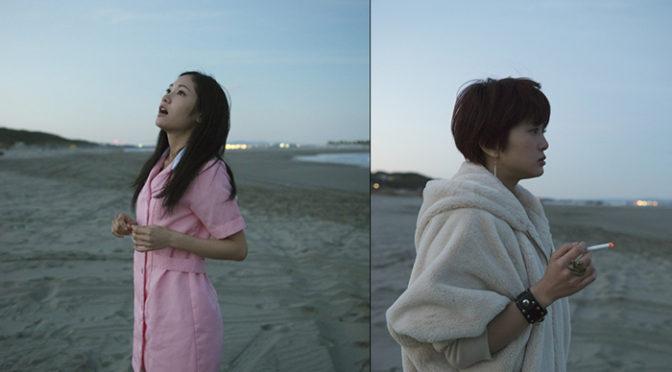 佐津川愛美 阿部純子 新写真、解禁!「ポンチョに夜明けの風はらませて」